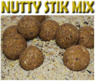 Nutty Stik Mix: click to enlarge